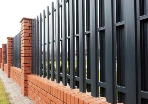 забор из евроштакетника цена в Смоленске